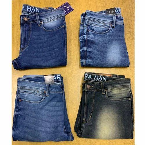 a3b18507 Mens Stretchable Denim Jeans