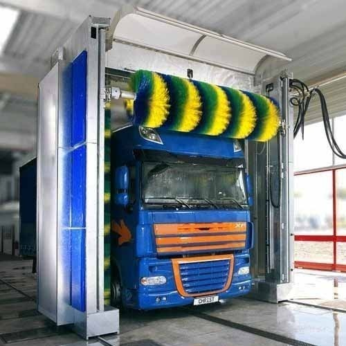 Honda Automatic Truck Washing System Rs 1800000 Piece