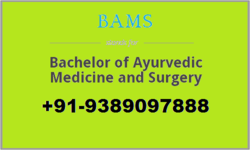 In Low Budget  For BAMS,BHMS,BUMS Admissions in UP,UK,Delhi Admission