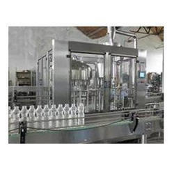 Stainless Steel Semi-Automatic Packaged Drinking Water Treatment Plant, 20 Bottle/min, 500 L
