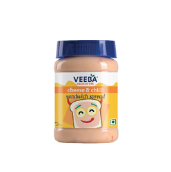 Veeba Cheese And Chilli Sandwich Spread (275 gm)