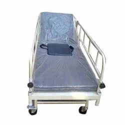 Backrest Cot with Commode