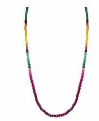 Jpearls Precious Stone Chain Set