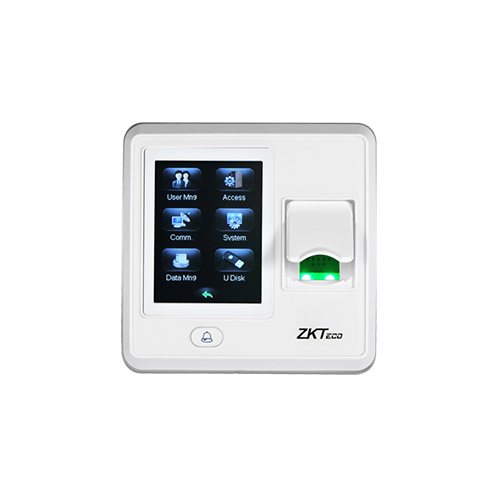 Time Attendance and Access Control Terminal - Fingerprint Time