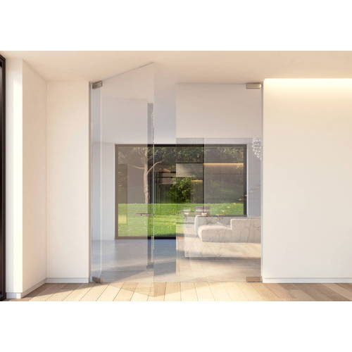 Frameless Glass Door Frameless Glass Door Omega Enterprises