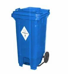 Plastic Wheeled Bins