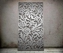 Entwine Botanical Laser Cut Metal Screens and Sheet Boards