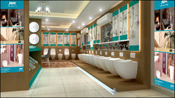 Sanitary Ware And CP Fitting Showroom