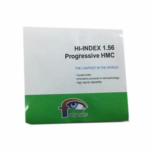 Fair Iris Hi Index 1 56 Progressive Optical Lens