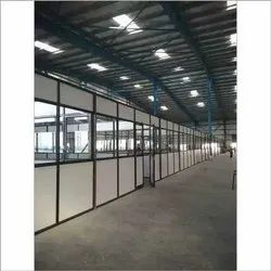 Aluminium Acoustic Aluminium Partitions