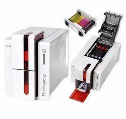 Pvc Id Card Printing Machine