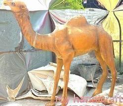 FRP Garden Camel