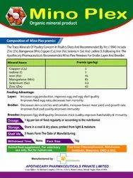 MINO PLEX (Organic Mineral Product)