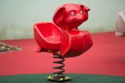 Elephant Spring Rider