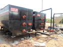 Bitumen Heating And Storage Tanks-Direct Heating