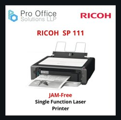 Ricoh Sp 111 Laser Printer