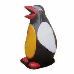 Penguin Dust Bin