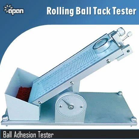 Ball Adhesion Tester, Material Testing | Kareli Bagh