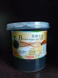 Brown Sugar Agar Jelly