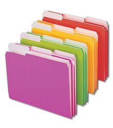 File Manufacturing Paper