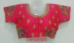 Devanshi Embroidered Blouse