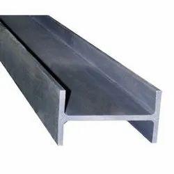 Ms Fijish H Shape N I Shape Mild Steel Beam, Grade: Is 2062, 6 - 12 M (length)