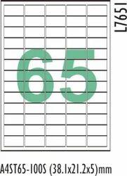DESMAT A4 ST 1/65 Sticker