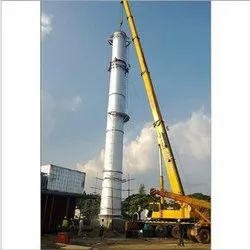 Chimney Erection Commissioning Service