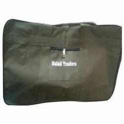 Olive Green Plain Luggage Duffles Bag