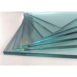 Square Feet Toughened Glass Panel