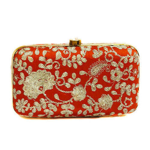 c8c0b214e Ladies Wedding Clutch Bag at Rs 1250 /piece | clutches, क्लच ...