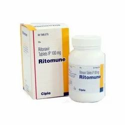Ritonavir 100 mg Tablets
