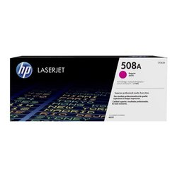 HP 508A Magenta Original LaserJet Toner Cartridge(CF363A)