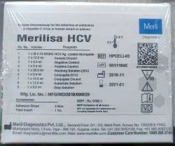 Meril Hcv Elisa Test Kit