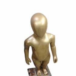 Golden Kid Mannequin