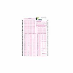 Entrance Exams OMR Sheets