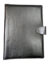 Leatherette Conference Clip File