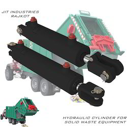 Solid Waste Equipment Hydraulic Cylinder