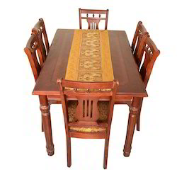 Decorative Brocade Silk Table Cover 116