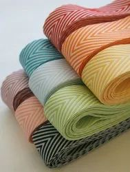 Polyester Garments Tapes, Packaging Type: Roll