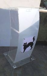 Acrylic Customized Lecture Stand