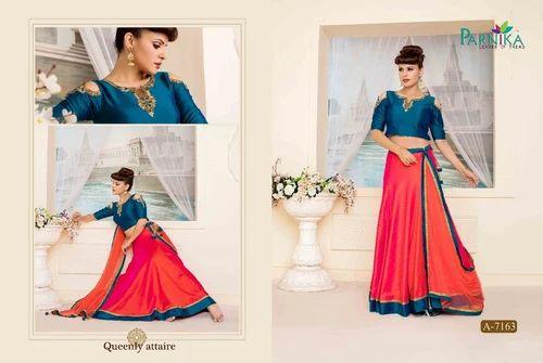 Simple Design Party Wear Lehenga Choli Rs 33500 Piece Krishna Export Id 17759257055