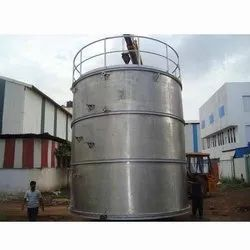 Vertical Cylindrical Storage Tank