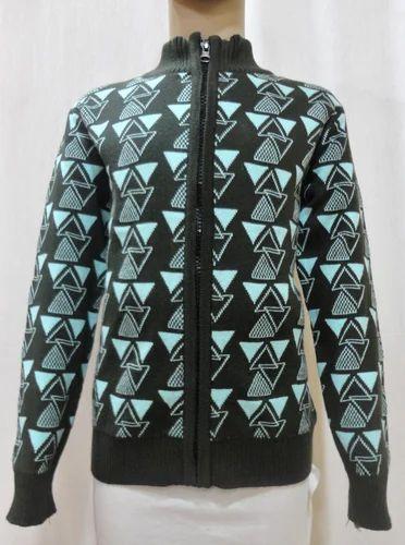 7c3e8095648d Yordle(a) 3 Colors Baby Boy Zipper Jacquard Sweater