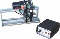 Lock & Follow Color Hot Ribbon Printing Machine-500mm Frame HP241-G