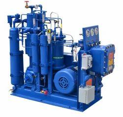 5 HP Gas Compressors