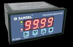 4 Digit Process Indicator