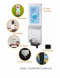 Elprotech Automatic Hand Sanitizer Dispenser