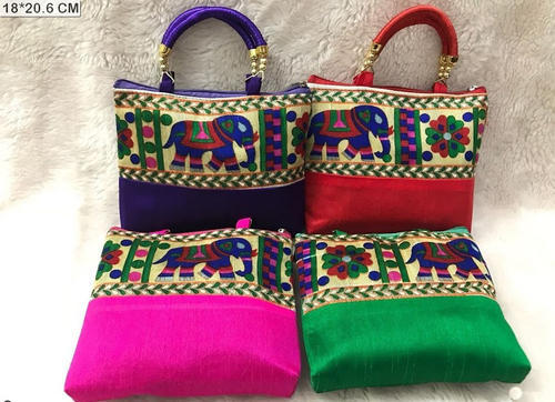 Creative Art Hand Bags