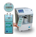 Oxygen Analyzer For Purity Check